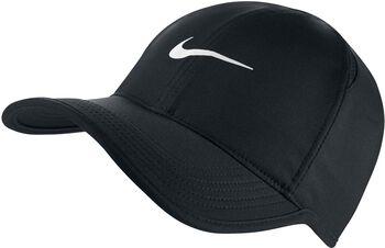 Nike Court AeroBill Featherlight Kappe Herren schwarz