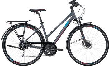 "GENESIS Touring 4.9 Trekkingbike 28"" Damen grau"