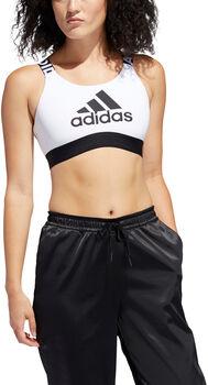 ADIDAS Don't Rest Branded Sport-BH Damen weiß
