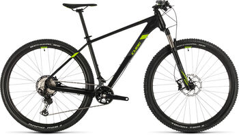 "CUBE Race One 29 Mountainbike 29"" schwarz"
