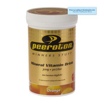 Peeroton Mineral Vitamin Drink Orange 300g Getränkepulver