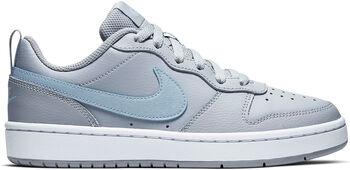 Nike Court Borough Low Freizeitschuhe grau