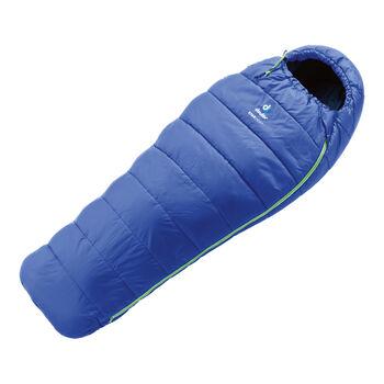 Deuter Starlight Mumienschlafsack blau
