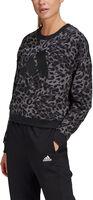 Sportswear Leopard-Print Sweatshirt