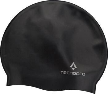 TECNOPRO Cap Sil Badekappe schwarz