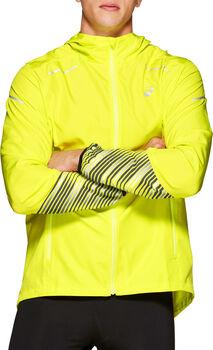ASICS Lite-Show 2 Laufjacke Herren gelb