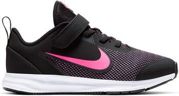 Nike Downshifter 9 (PSV) Laufschuhe schwarz