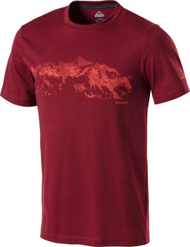 McKINLEY Kreina T-Shirt Herren rot