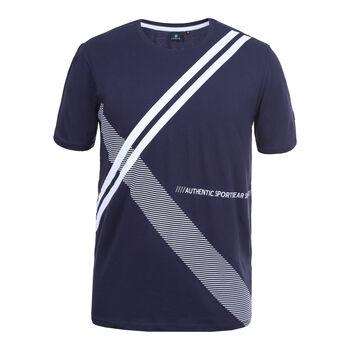 Luhta Arvo L T-Shirt Herren blau
