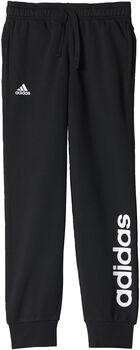 ADIDAS Essentials Linear Jogginghose Mädchen schwarz