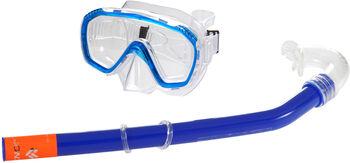 TECNOPRO Mercury Schnorchelset blau