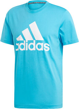 adidas Must Have Badge of Sports T-Shirt Herren blau