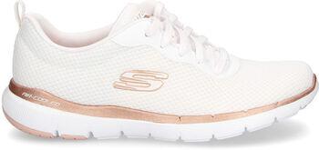 Skechers Flex Appeal 3.0 W Fitnessschuhe Damen weiß