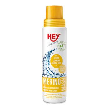 HEY SPORT Merino Wash Spezialwaschmittel für hochwertige Wollfasern weiß