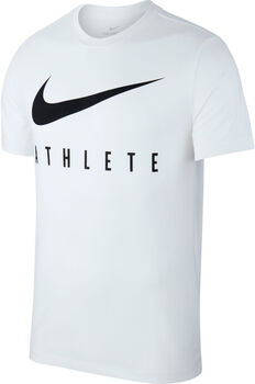 Nike Dri-FIT T-Shirt Herren weiß
