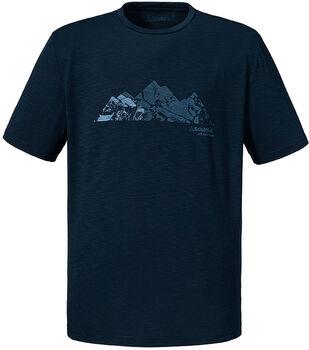 SCHÖFFEL T Shirt Sao Paulo3 Herren blau