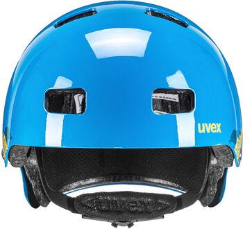 Uvex Kid III Fahrradhelm blau