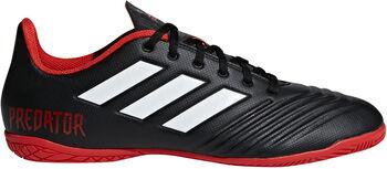 adidas Predator Tango 18.4 Hallenfußballschuhe schwarz