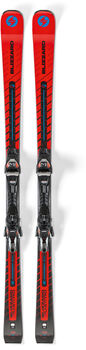 Blizzard Quattro S 70 Ski ohne Bindung rot