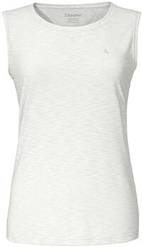 SCHÖFFEL Top Namur2 T-Shirt Damen cremefarben