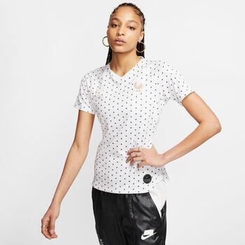 Nike FFF Frankreich Auswärtstrikot Damen weiß