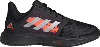 adidas CourtJam Bounce Tennisschuhe Herren schwarz