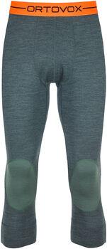 ORTOVOX 185 Rock'n'Wool Short Pants Herren grün