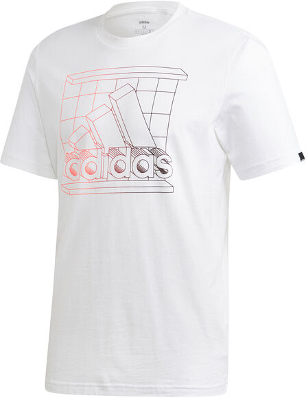 Retro Media Logo T-Shirt