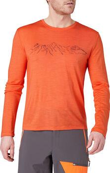 McKINLEY Fitz T-Shirt Herren orange