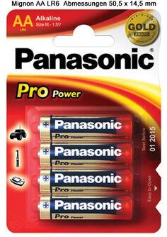 1,5V Batterie