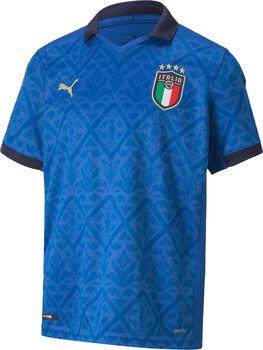 Puma FIGC Home Replica Fantrikot blau