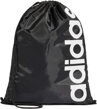 adidas Core Linear Sportbeutel schwarz