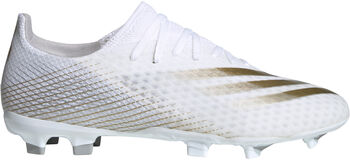 adidas X Ghosted.3 FG Fußballschuhe Herren weiß