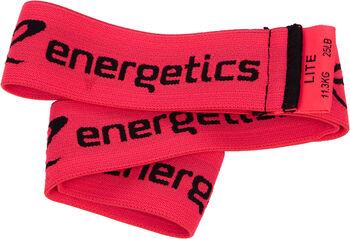 ENERGETICS Comfort Gymnastikband rot