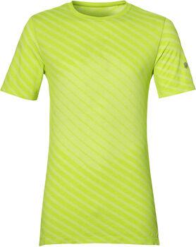 Asics Seamless SS Top Trainingsshirt Herren grün