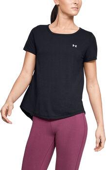 Under Armour Whisperlight T-Shirt Damen schwarz