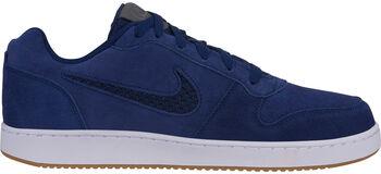 Nike Ebernon Low Premium Freizeitschuhe Herren blau