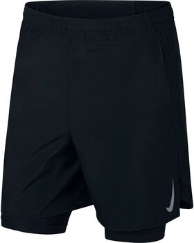 Nike Challenger 2-in-1 Shorts Herren schwarz