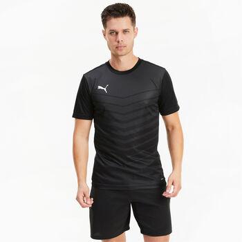 Puma ftblPLAY Graphic T-Shirt Herren schwarz