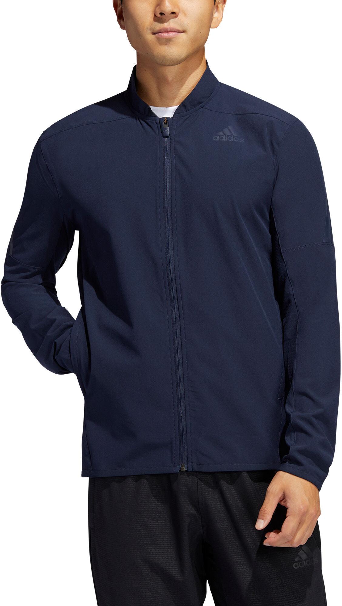 Aeroready 3 Stripes Trainingsjacke · blau · Herren » adidas