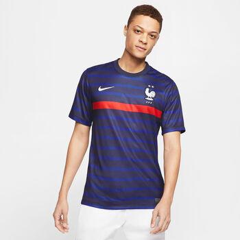 Nike FFF Brt Stad Jersey HM Heimtrikot blau
