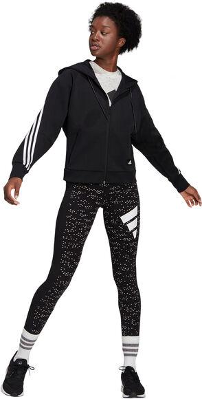 Sportswear Wrapped 3-Streifen Kapuzenjacke