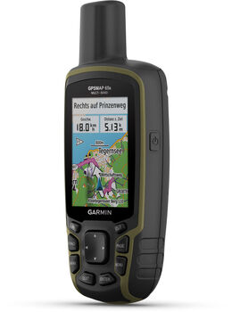 Garmin GPSMAP 65s Navigationsgerät schwarz