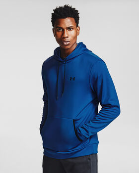 Under Armour Fleece Hoodie Herren blau