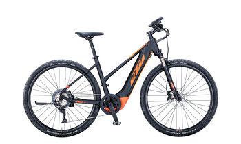"KTM Macina Pro Cross 625 E-Crossbike 28"" Damen schwarz"