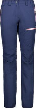 CMP Long Pant Wanderhose Damen blau