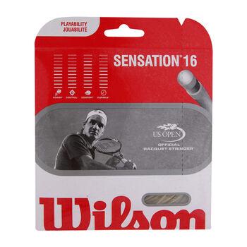 Wilson Sensation Tennissaite weiß