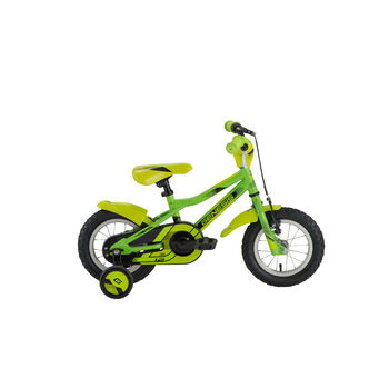 "GENESIS Matrix 18, Fahrrad 18"" grün"