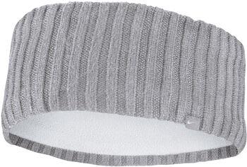 Nike Knit Wide Stirnband grau