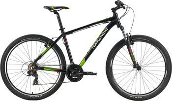 "GENESIS Solution 1.0 Mountainbike 27,5"" schwarz"
